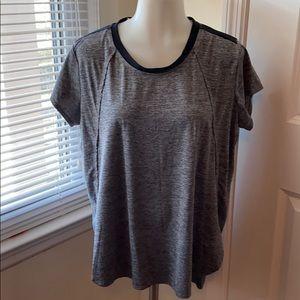 Woman's athletic shirt
